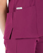 Piper Cargo 6-Pocket Scrub Top - Image Variant_28