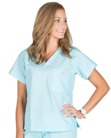 aeb707227b9c85 Blue Sky Scrubs Official Website | Iconic Classic Shelby Scrub Tops