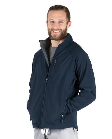Navy Summit Softshell Jacket