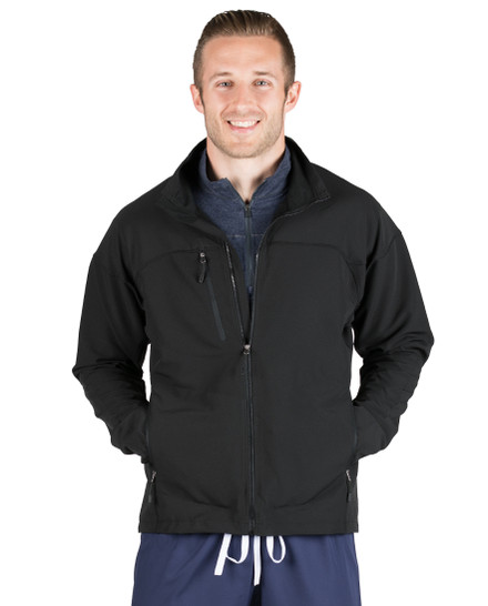 Black Hunter Lightweight Softshell Jacket