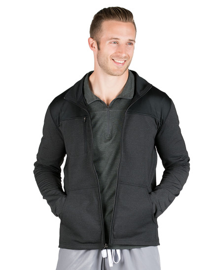 Carbon Aspen Stretch Hybrid Jacket