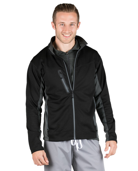 Black Alpine Active Softshell Jacket