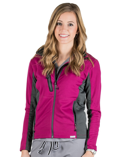 Camilla Active Softshell Jacket