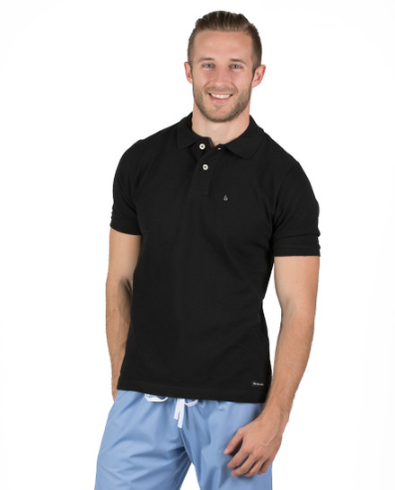 Hampton Cotton Polo for Men