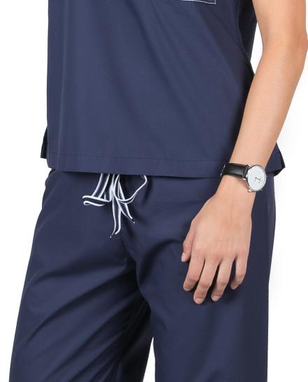 2XL Navy Blue Shelby Scrub Pants