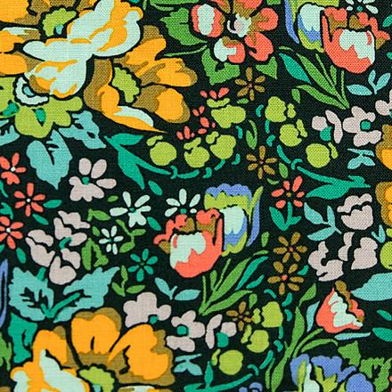 Mystic Garden Poppy Womens Scrub Hat