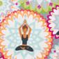 Spiritual Yoga Poppy Scrubs Hat - Image Variant_0