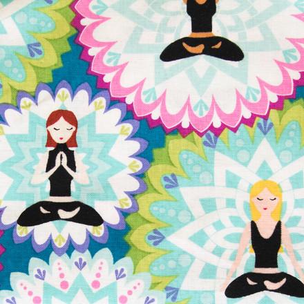 Yoga Power Pixie Womens Scrub Hat