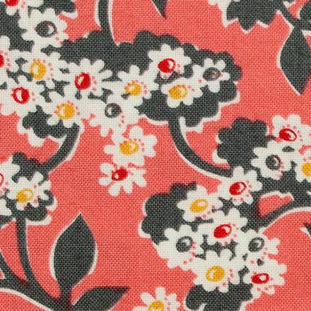 Hanami Poppy Scrub Cap for Women