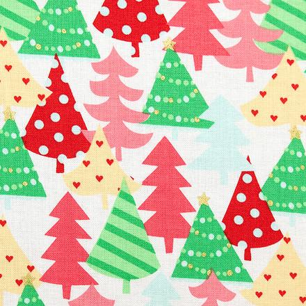 Dulce Navidad Pixie Scrub Hats