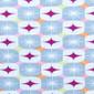 Star Struck Poppy Medical Scrub Cap - Image Variant_0