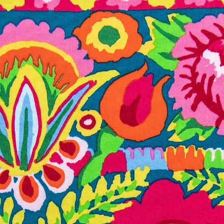 Festive Floral Pixie Surgical Caps