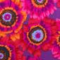 Wildberry Poppy Scrub Cap for Women - Image Variant_0