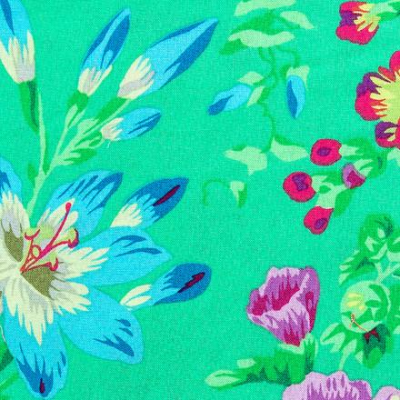 Bloomingdale Poppy Scrub Caps for Women