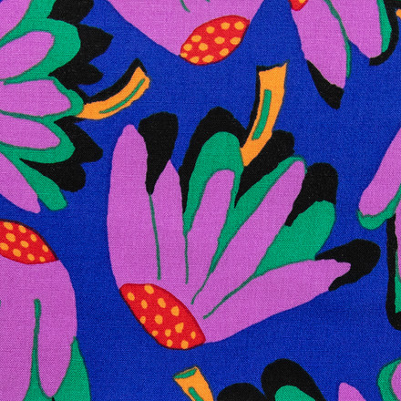 Violet Poppy Scrubs Hats for Women