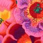 Beautiful Array Poppy Womens Scrub Caps - Image Variant_0