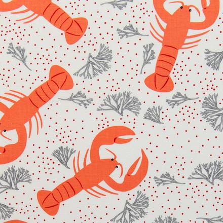 Lobster Fun Pony Surgical Scrub Cap