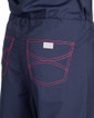 Limited Edition Shelby Scrub Pants - Navy with Strawberry Stitching - Image Variant_1