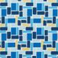 Grecian Tiles Pixie Surgical Cap - Image Variant_0