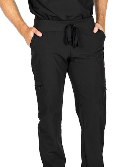 Niles Technical Cargo Scrub Pants