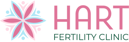 Hart Fertility Customized Logo and Name Monogramming