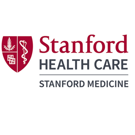 Stanford Health Care Logo and Name Monogramming