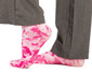 Candy Camo Compression Scrubs Socks - Image Variant_2