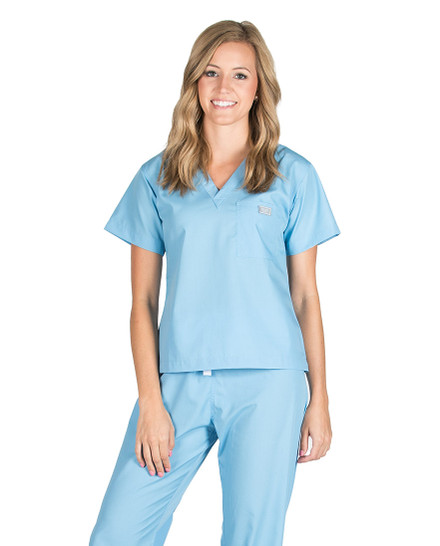 FINAL CLEARANCE - Grey Label Simple Scrub Tops