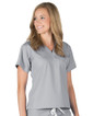 FINAL CLEARANCE - Grey Label Simple Scrub Tops - Image Variant_6