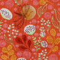 Harvest Moon Poppy Womens Scrub Caps - Image Variant_0