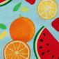 Summertime Fruit Punch Poppy Scrub Hat - Image Variant_0