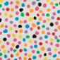 Rainbow Sprinkles Poppy Surgical Scrub Hat - Image Variant_0