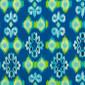 Sea Glass Poppy Scrub Hat for Women - Image Variant_0
