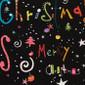 Night Before Christmas Pony Scrub Cap - Image Variant_0