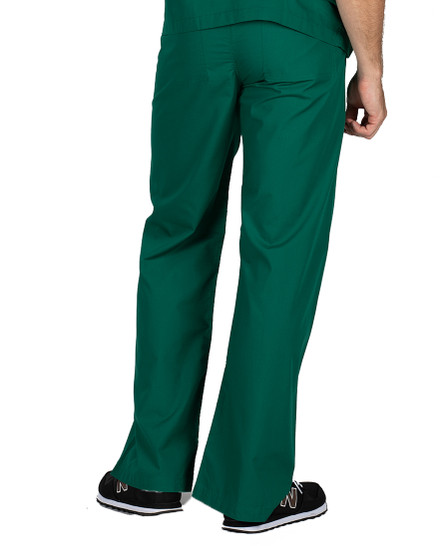 "Medium Tall 32"" - Pine Green Sullivan Simple Scrub Pant"