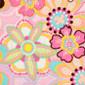 Flower Crystals Pony Scrub Caps - Image Variant_0