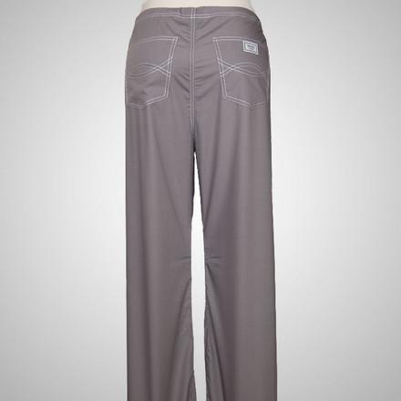 XS Petite Slate Grey Urban Shelby Scrub Pants
