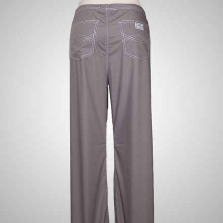 XS Petite Slate Grey Urban Shelby Scrub Pants