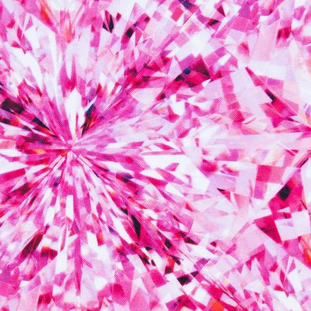Pink Crystals Pony Scrub Caps