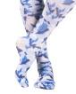 Coastal Blue Camo Compression Scrubs Socks - Image Variant_1