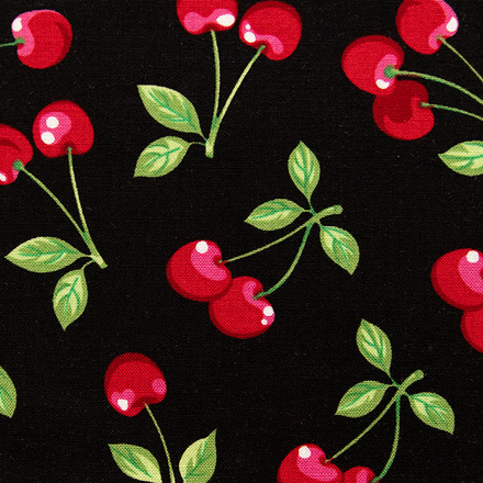 Cherry Tree Poppy Surgical Caps