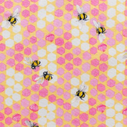 The Bees Knees Poppy Scrub Cap