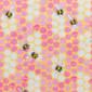 The Bees Knees Poppy Scrub Cap - Image Variant_0
