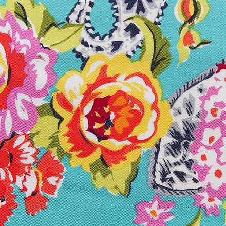 Flower Child Poppy Scrub Caps