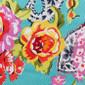 Flower Child Poppy Scrub Caps - Image Variant_0