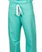 "XS Tall 32"" Carnegie Green - Classic Simple Scrub Pants - Image Variant_0"