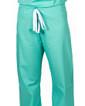 "XS Tall 32"" Carnegie Green - Classic Simple Scrub Pants - Image Variant_0"
