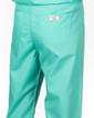 "XS Tall 32"" Carnegie Green - Classic Simple Scrub Pants - Image Variant_1"