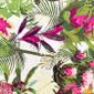 Artisan Rainforest Poppy Surgical Caps - Image Variant_0