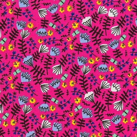 Berrylicious Poppy Scrub Caps